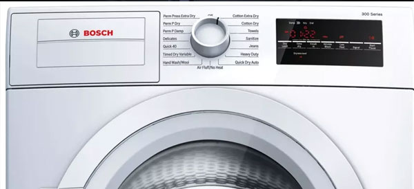Bosch Dryer Maintenance
